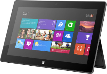 Microsoft Surface mit 64GB RAM